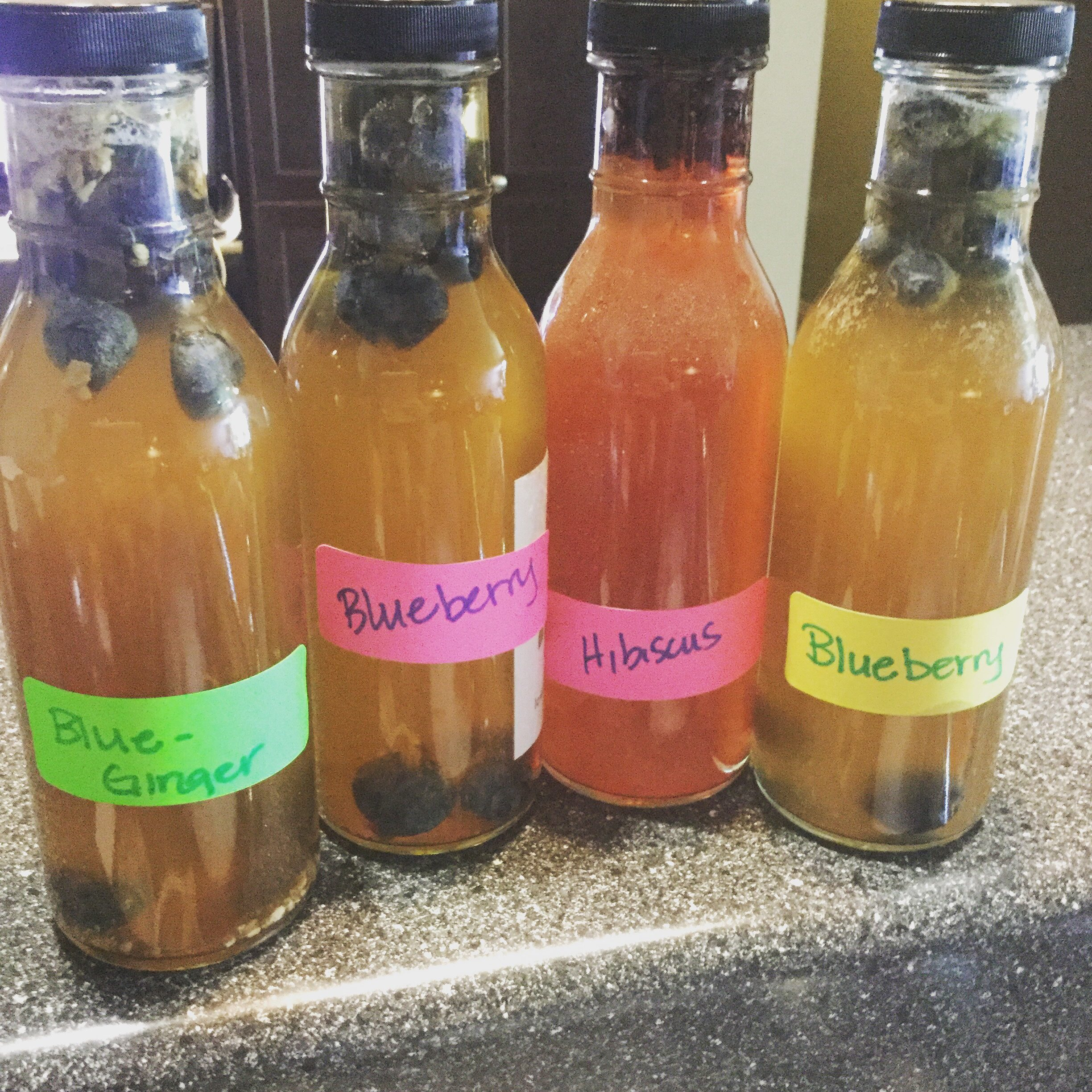 Home Brewed Kombucha!
